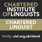 member-CIOL-Chartered-Linguist