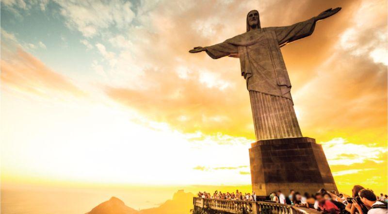 Postal Brasil - frente