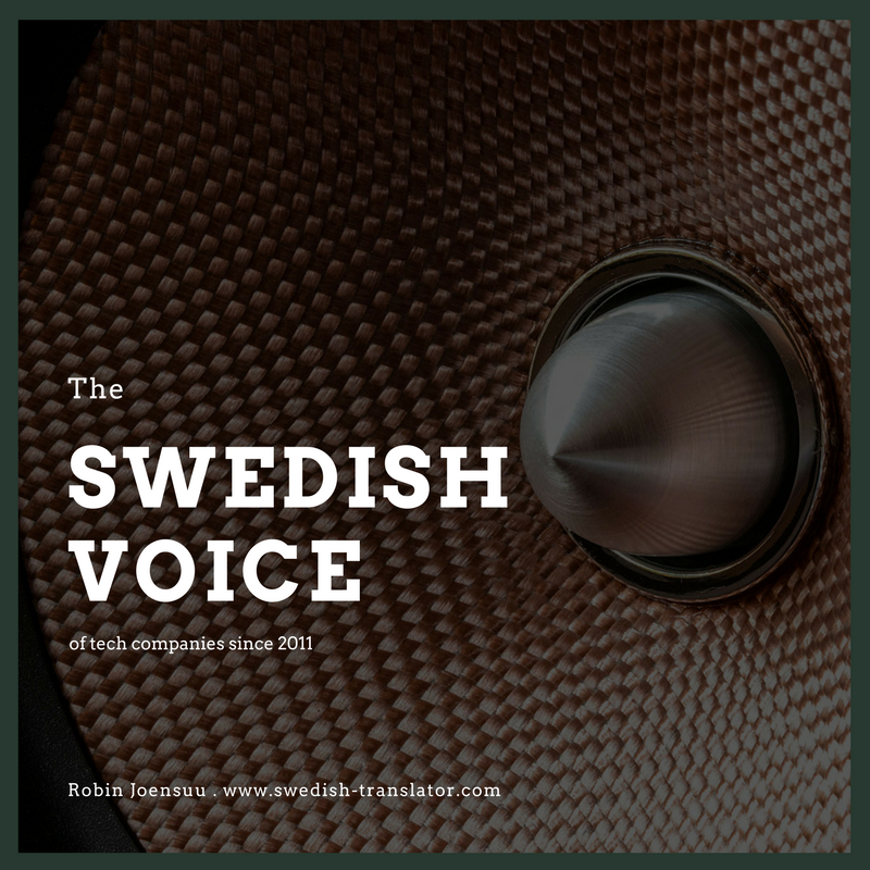 english to swedish translator specializing in marketing and it
