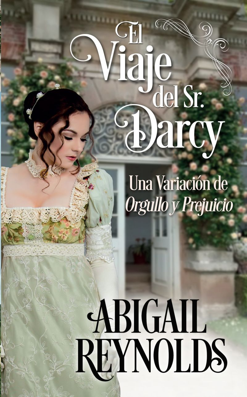 Mr. Darcys Journey Cover Spanish for apple