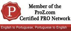 Certified PROs - EN-PT, PT-EN