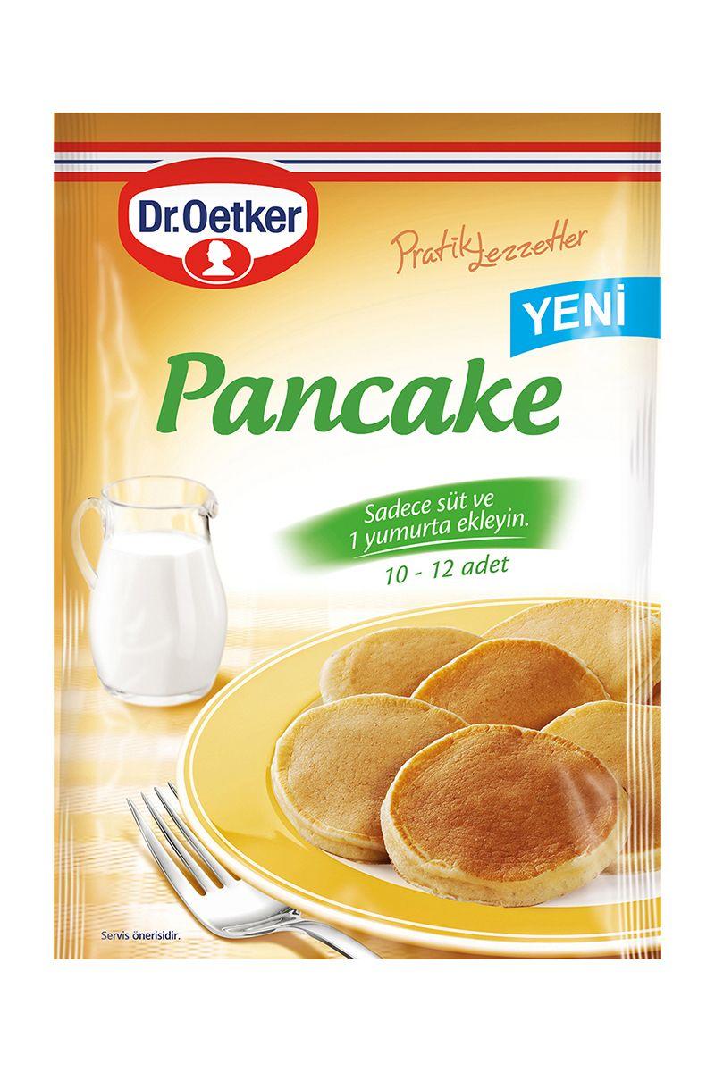 Pancake, Dr.Oetker