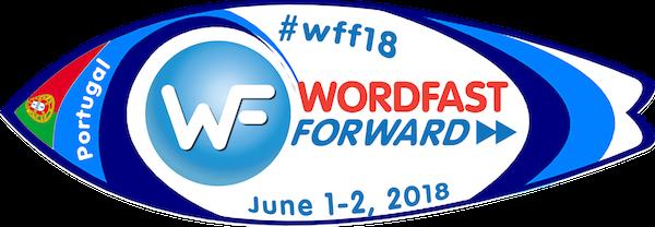Wordfast Forward Surboard - Cascais, Portugal - June 1-2, 2018