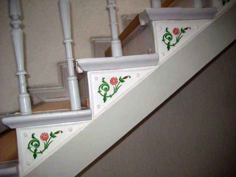 Treppenhausblumen