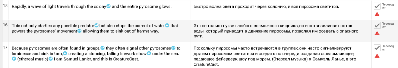 smartcat example for proz forum