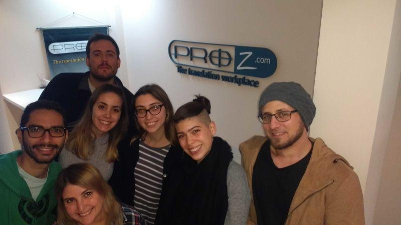 New ProZ.com Staff