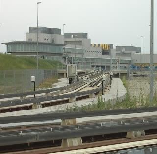 Turin Metro Control Centre 2