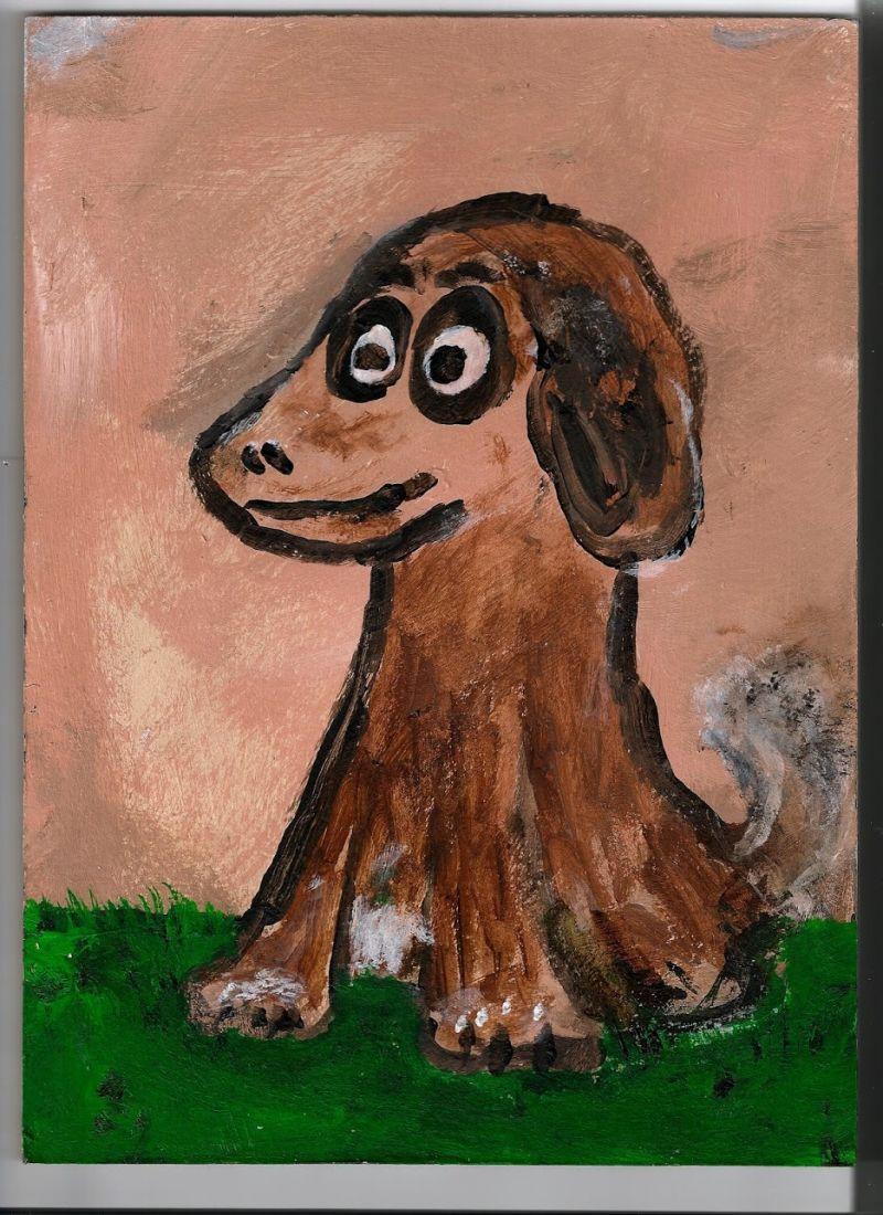 Melville Beijer (my dog)