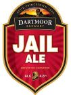 Dartmoor brewery Jail Ale bottle label