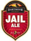 Dartmoor brewery Jail Ale bottle label