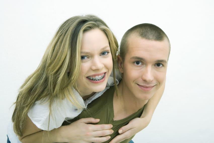 Vunder Orthodontics Jugendliche kombiniert
