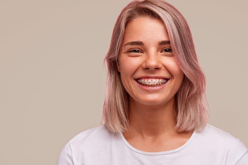 Vunder Orthodontics Jugendliche Brackets