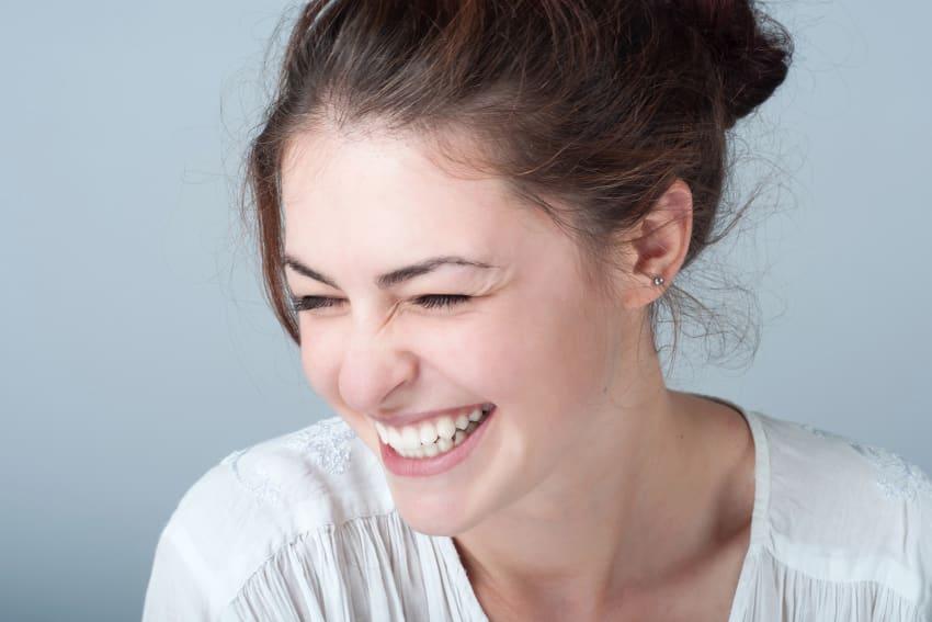 Vunder Orthodontics Jugendliche Festsitzende Zahnspange innen