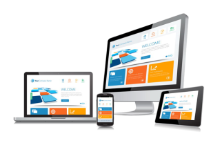Responsive Web-Design - Digital Marketing Agency