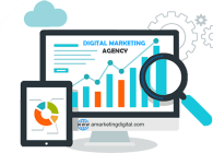 Marketing Digital Agency  - Search Engine Friendly Design - For maximum visibility by SEO