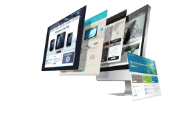 Multiple Website Designs - Choose Your Favorite One! - Marketing Digital Agency
