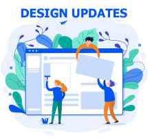 Digital Marketing Agency - Constant Design Updates
