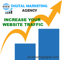 Get More Traffic - Digital Marketing Agency