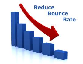 انخفاض معدل الارتداد - وكالة التسويق الألكتروني