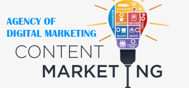 Digital Marketing Agency Content Marketing