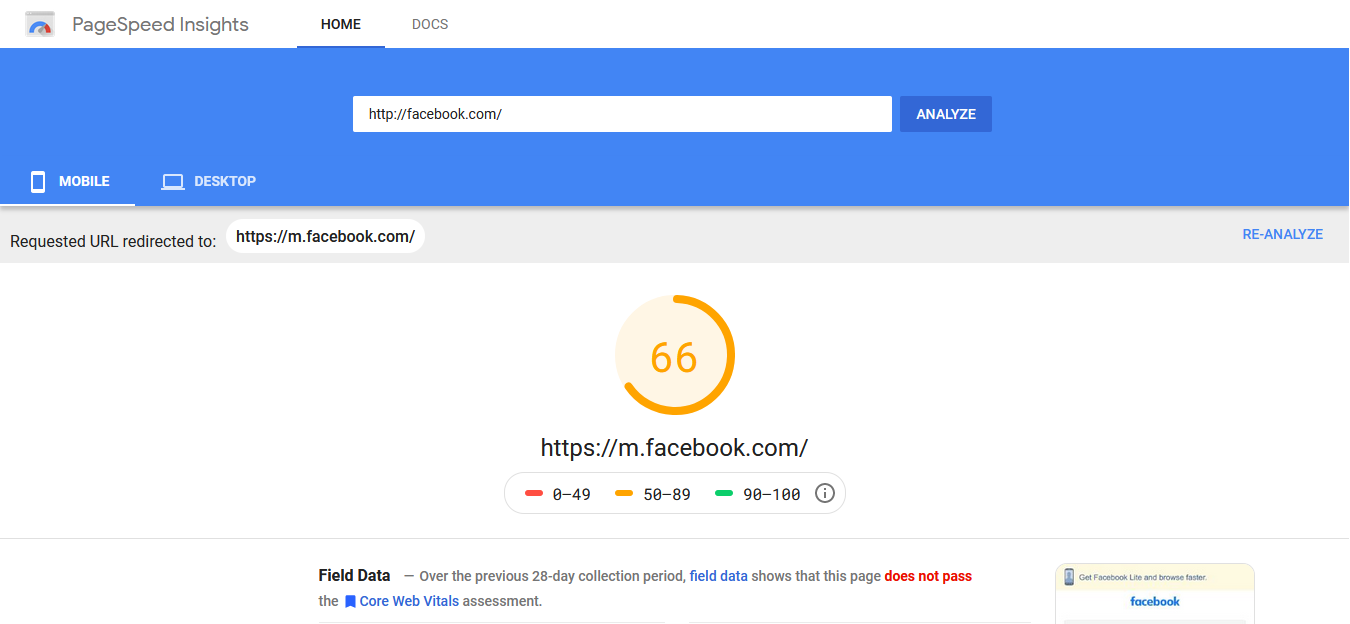 Google Page Speed Insights-Digital-Marketing-Agency