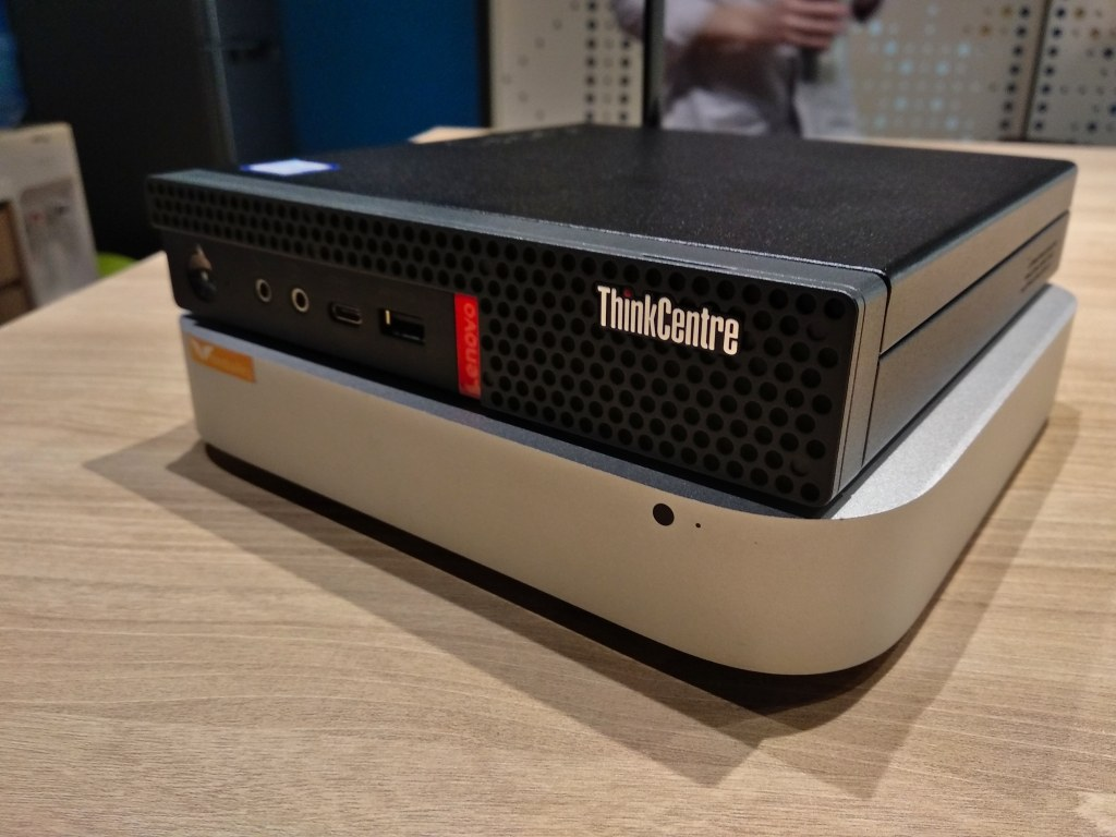The Lenovo ThinkCentre M720q Tiny: Possibly the Best Mac