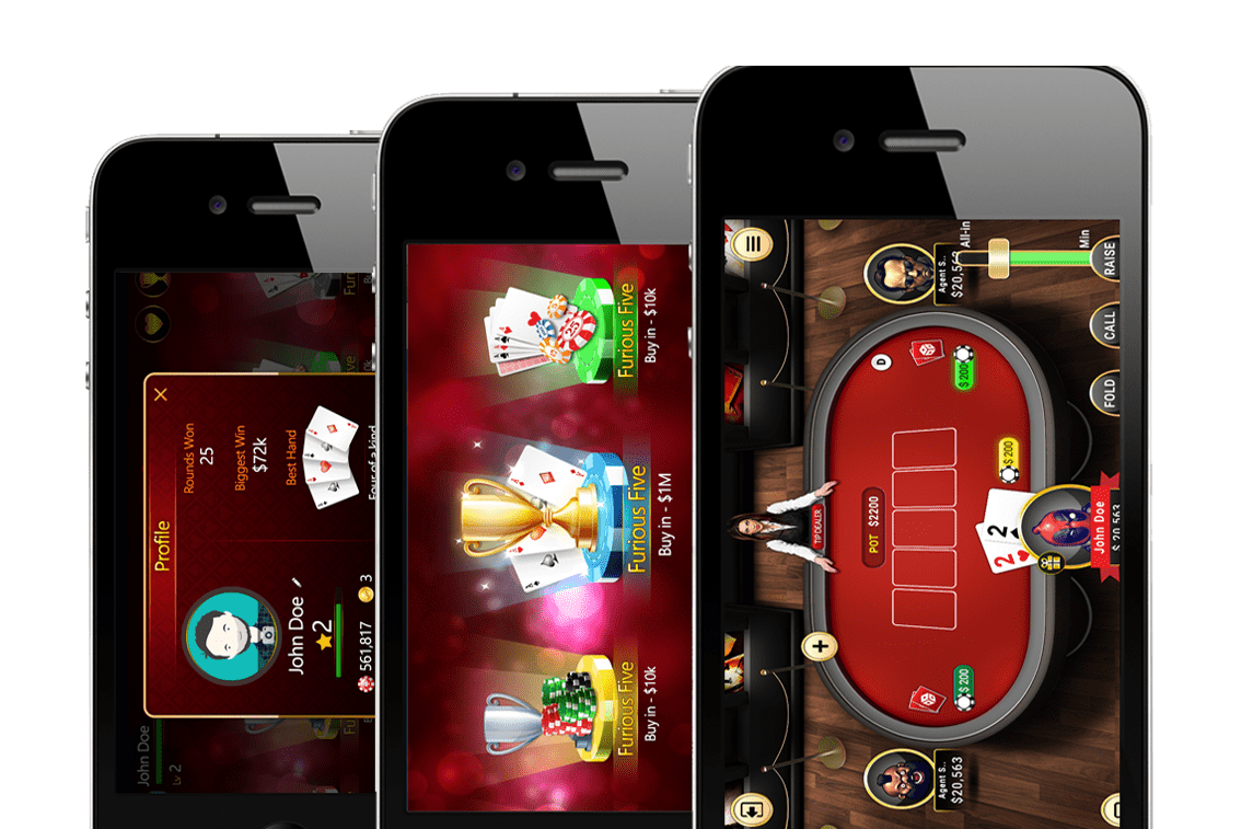 Poker Square - Android App