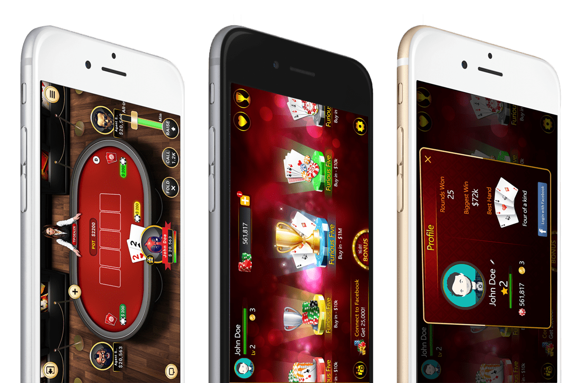 Poker Square - IOS App