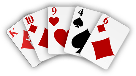 Image result for poker high card