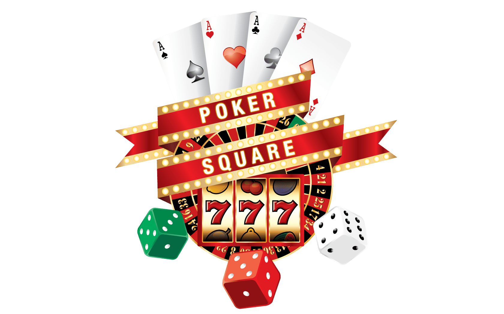 Compete with anyone with POKER SQUARE