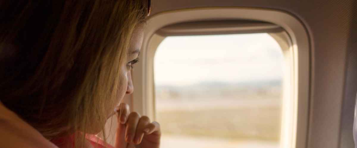 Psychological strategies can help you overcome fear of flying.