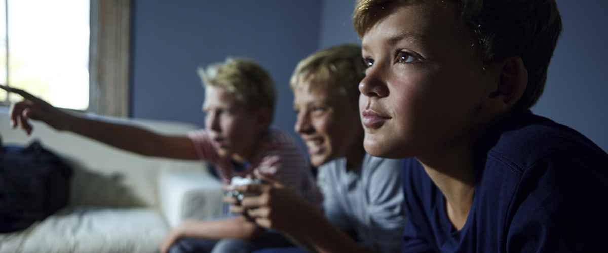 Internet and gaming addiction is on the rise.