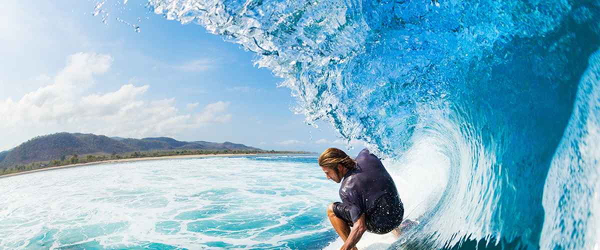 Surfing promotes grit, a concept being championed by psychologists
