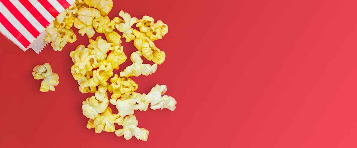 Popcorn consumed with chopsticks proved more satisfying, according to one study