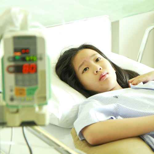 Kids can be traumatised by hospital stays, research shows