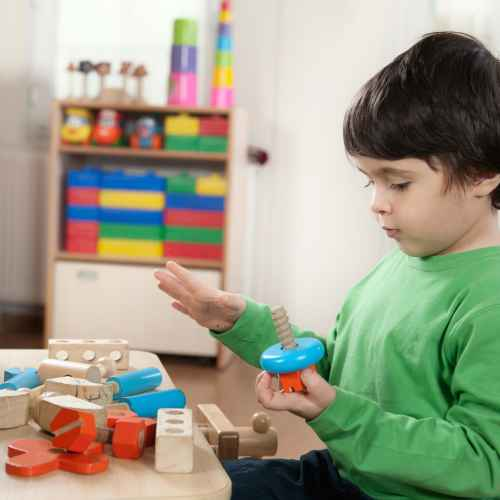 Early intervention crucial for autism
