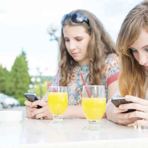 Adolescents on social media