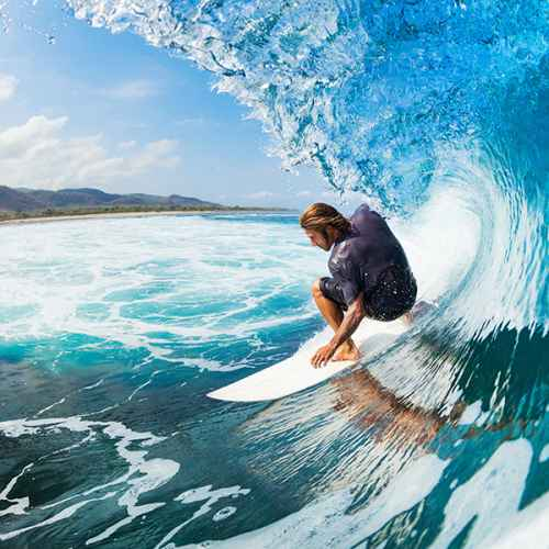 Want to develop 'grit'? Take up surfing