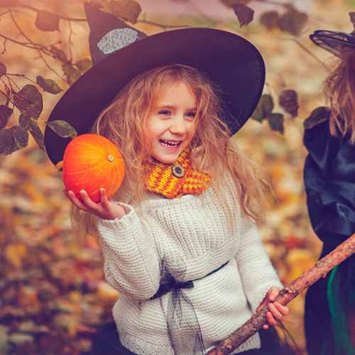 What trick-or-treating tells us about human nature
