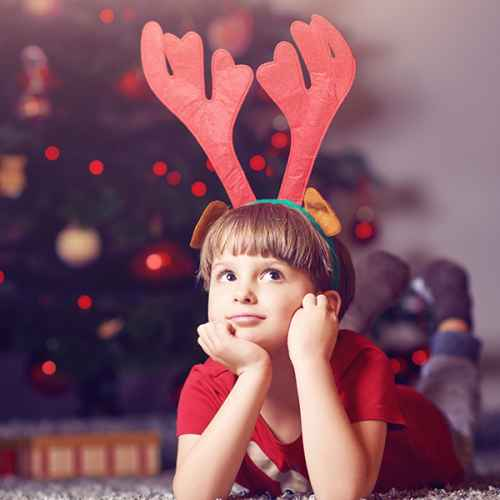Why kids genuinely can't wait until Christmas