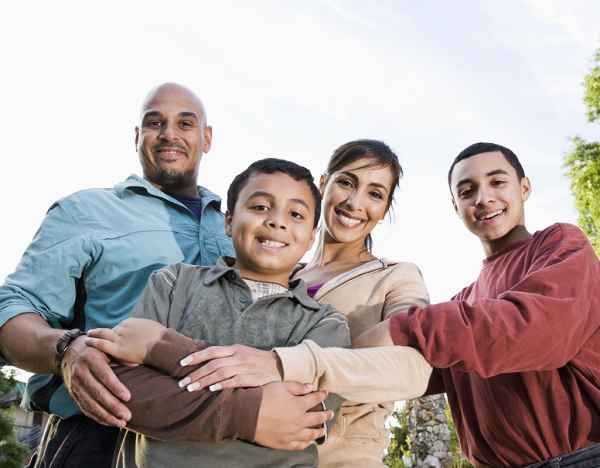 How to strengthen relationships in stepfamilies