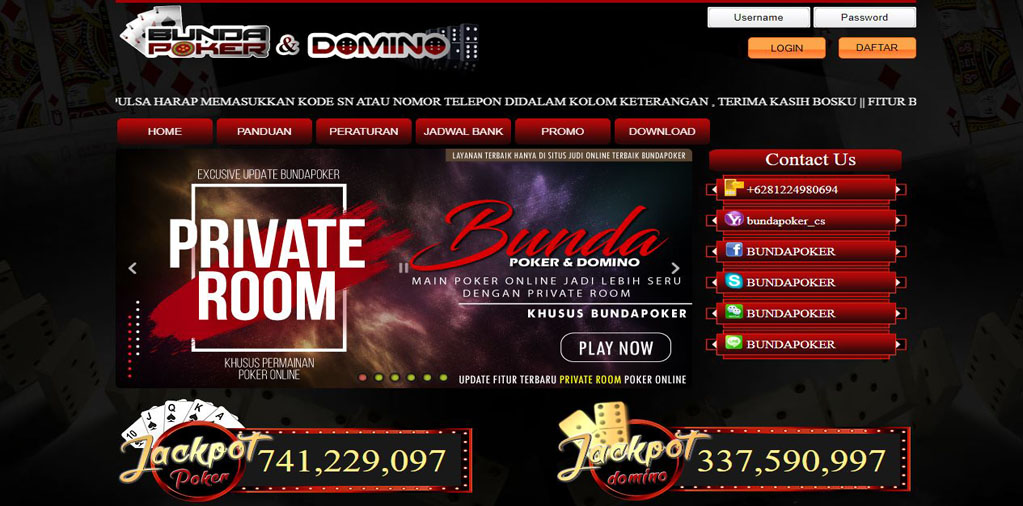DominoQQ Online Terbaik