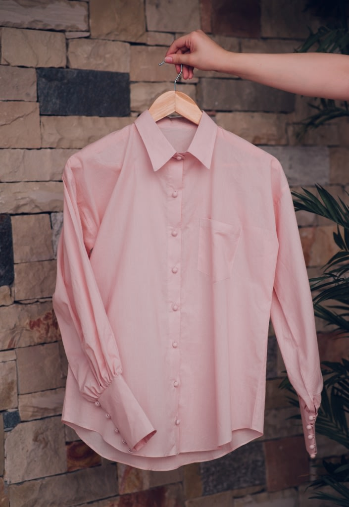 Casual Collar Shirt