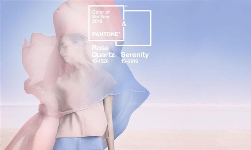 Quartz 13-1520 e Serenity 15-3919 Cores Tendencia