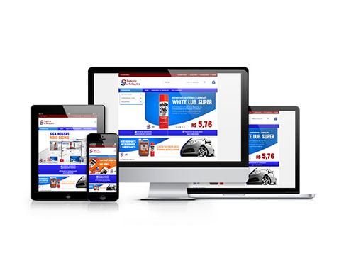 site suporte e soluções