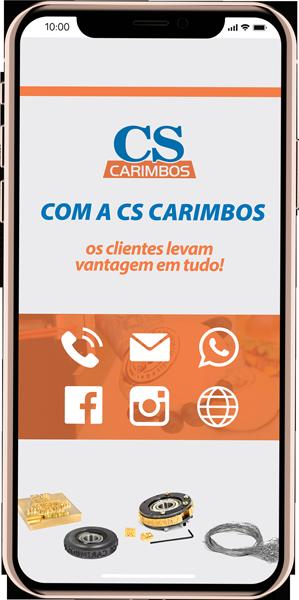 Cs Carimbos - Cartão Digital