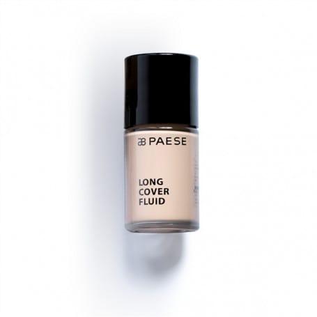 Тональний крем Long Cover Fluid Колір 01 світло-бежевий