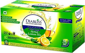Diabliss Herbal Lemon Tea