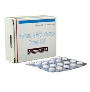 Admenta 10 mg Tablet