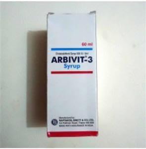 Arbivit 3 Syrup 60 ml
